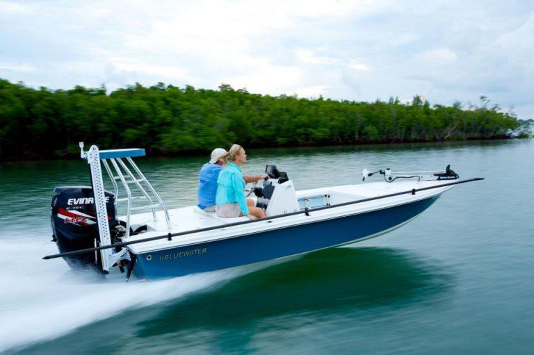 These are very fast boats with a 150 HP motor, easily 55mph