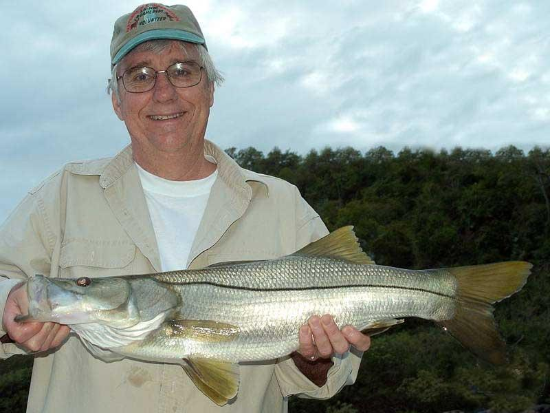 Fly Fishing In Ft Myers First Snook