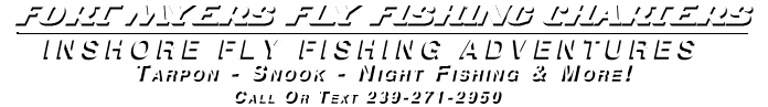 Fly Fishing Charters In Ft Myers
