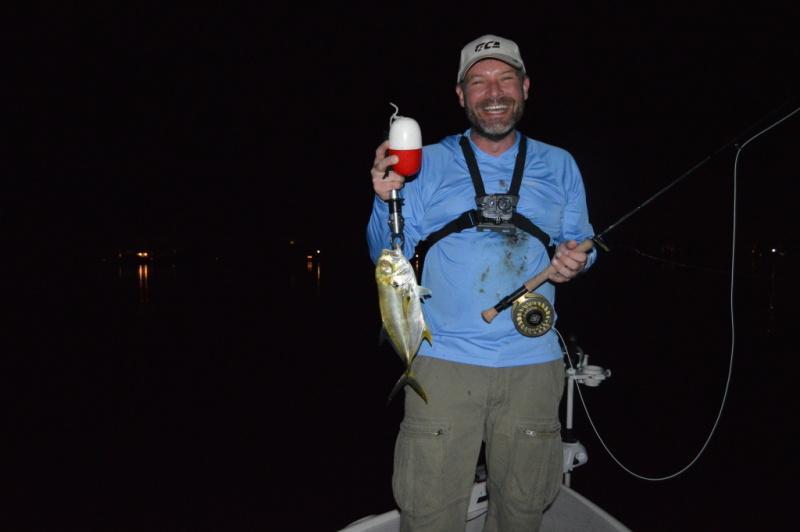 Night Fly Fishing Grand Slam Jack